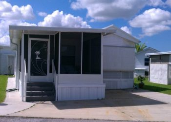 Mobile Home Remodel 6