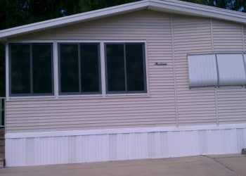 Mobile Home Remodel 8